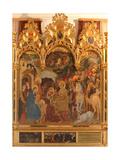 The Adoration of the Magi Giclée-Druck von  Gentile Da Fabriano