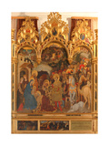 The Adoration of the Magi Giclee Print by  Gentile Da Fabriano
