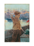 The Ship's Boy Giclee Print by Adolfo Guiard