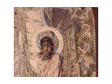 Angel's Head Giclee Print by Mikhail Alexandrovich Vrubel