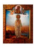 Saint Porphyrius of Gaza Giclee Print by Osip Semionovich Chirikov