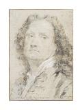 Self-portrait Giclee Print by Gian Battista Piazzetta