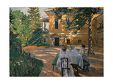 In Summer Reproduction procédé giclée par Sergei Arsenyevich Vinogradov