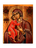 The Feodorovskaya Mother of God Giclee Print