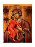 The Feodorovskaya Mother of God Giclee Print