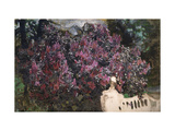Lilacs Giclee Print by Mikhail Alexandrovich Vrubel