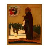 Saint Macarius of Unzha Giclee Print