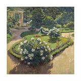 A Garden Giclee Print by Sergei Arsenyevich Vinogradov