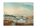 Viewof the Kazan University From the Bolaq Giclee Print by Andrei Nikolayevich Rakovich