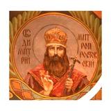 Saint Dimitry, Metropolitan of Rostov Giclee Print by Viktor Mikhaylovich Vasnetsov