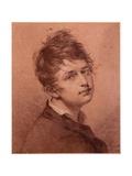 Self-portrait Giclee Print by Friedrich Wilhelm VonSchadow