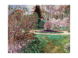 A Garden. Spring Giclee Print by Sergei Arsenyevich Vinogradov