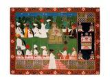 Ajit Singh (1678Ð1724), the Maharaja of Jodhpur Giclee Print