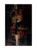Violin Giclee Print by Lev Alexandrovich Yudin