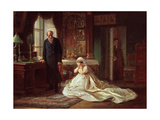 Before the Marriage Giclee Print by Firs Sergeevich Zhuravlev