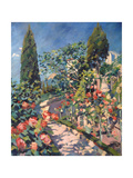 Blooming May Giclee Print by Sergei Arsenyevich Vinogradov