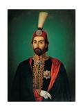 Sultan Abdulmecid I Giclee Print