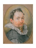 Self-portrait Giclee Print by Hendrick Goltzius