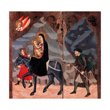 The Flight Into Egypt Giclee Print by  Maestro Di Campli