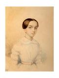Portrait of O.A. Rehbinder Giclee Print