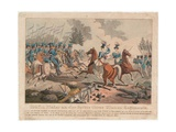 Emilia Plater in November Uprising 1831 Giclee Print by Georg Benedikt Wunder