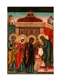 The Presentation of Jesus At the Temple Giclee Print