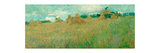 The Cornfield Giclee Print by Emanuel Phillips Fox