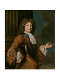 Portrait of Louis, Grand Dauphin of France Giclee Print by Francois de Troy