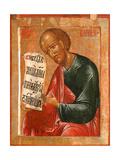 The Prophet Elisha Giclee Print by Terenty Fomin