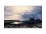Flooded Meadow Giclee Print by Fyodor Alexandrovich Vasilyev