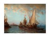 The Dardanelles Giclee Print by Alexei Petrovich Bogolyubov