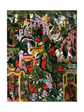 The Nativity of Christ Giclee Print