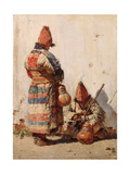 In Turkestan Giclee Print by Vasili Vasilyevich Vereshchagin