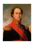 Portrait of Jean-Baptiste Eble (1758-1812) After Jean-Baptiste Paulin Guerin Giclee Print