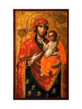 The Ilyin-Chernigov Icon of the Mother of God Giclee Print