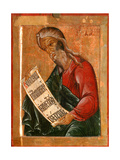 The Prophet Baruch Giclee Print by Terenty Fomin