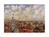 Moscow Giclee Print by Viktor Jakovlevich Yakovlev