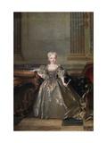 Infanta Mariana Victoria of Spain Giclee Print by Nicolas De Largilliere