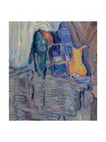 Still Life With a Chainmail Giclee Print by Vera Vladimirovna Khlebnikova