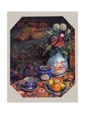 Still Life Giclee Print by Nikolai Semyonovich Zaytsev