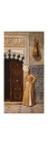 A Eunuch Before the Door of the Harem Giclee Print by Vasili Vasilyevich Vereshchagin
