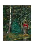 Fairy Tale Giclee Print by Mikhail Vasilyevich Nesterov