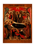 The Dormition of the Virgin Giclee Print
