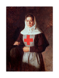 A Nurse Giclee Print by Nikolai Alexandrovich Yaroshenko