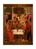 The Old Testament Trinity Giclee Print by Gury Nikitin