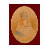 Portrait of Princess Zinaida Yusupova Giclee Print by Stepan Fyodorovich Alexandrovsky