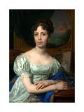 Portrait of Yekaterina Vladimirovna Rodzyanko Giclee Print by Vladimir Lukich Borovikovsky