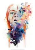 This thing called art is really dangerous Plakat av Agnes Cecile