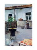 Jam Cooking Giclee Print by Jakov Jakovlevich Kalinichenko