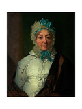Portrait of Yekaterina Alexandrovna Arkharova Giclee Print by Vladimir Lukich Borovikovsky